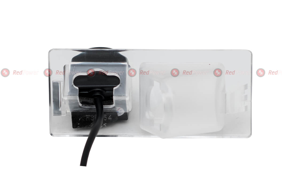 Камера Fisheye RedPower FIAT222F вид сзади