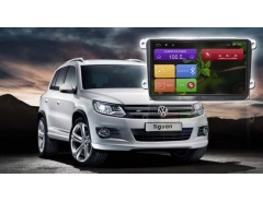 Автомагнитола для Volkswagen и Skoda Redpower 21004B9 IPS