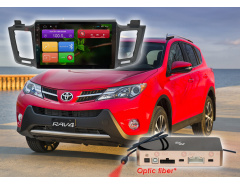 Магнитола Toyota Rav4 2012+ автомагнитола Redpower 31017 R IPS Android