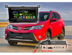 Магнитола Toyota Rav4 2012+ автомагнитола Redpower 31017V android