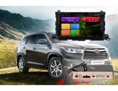 Автомагнитола для Toyota highlander Redpower 31184 R IPS