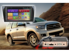 Магнитола Toyota Sequoia автомагнитола Redpower 31188 IPS android